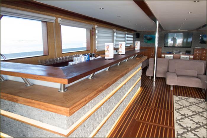 Sky Lounge - Blue Voyager Maldives