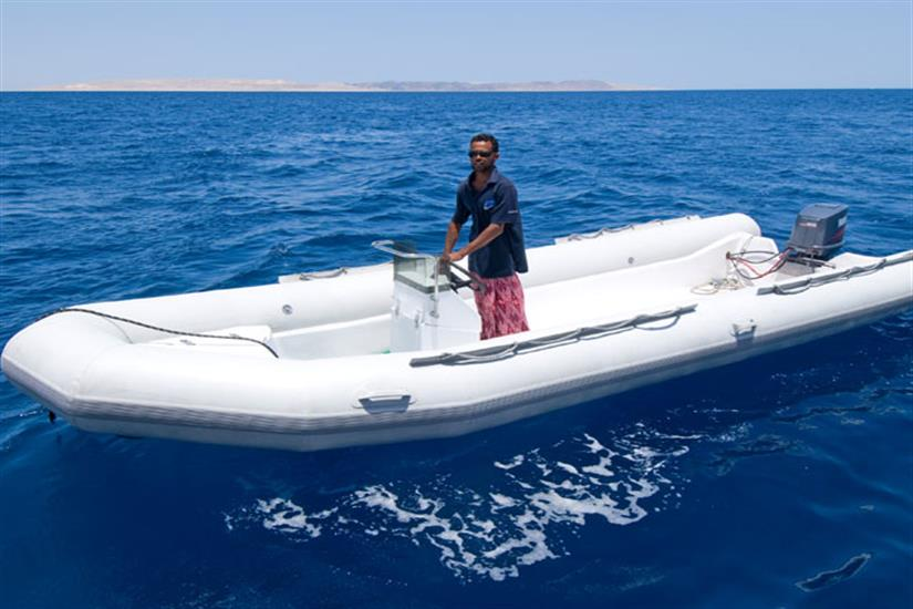 Dive Tender - Blue Voyager Maldives