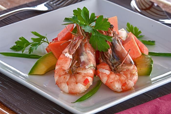 Enjoy fine dining onboard Galatea Liveaboard