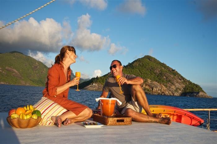 Relax onboard Galatea Liveaboard