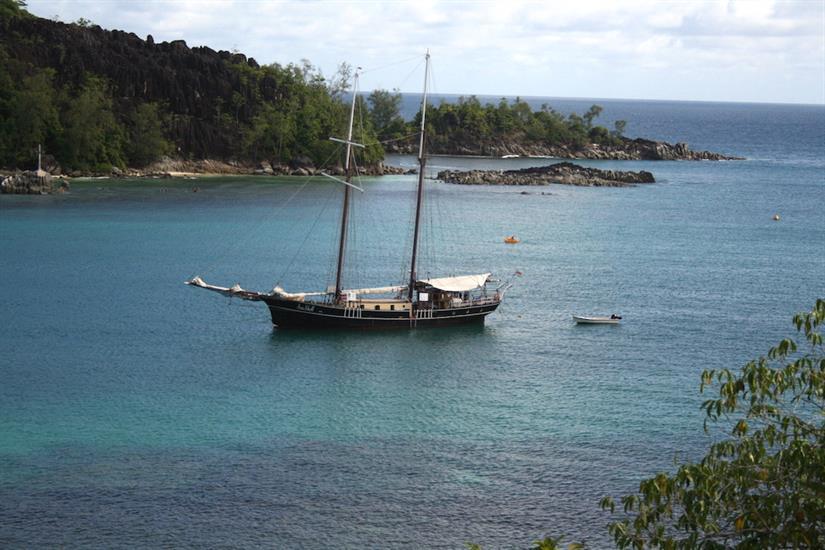 Enjoy the Seychelles on Sea Shell Liveaboard