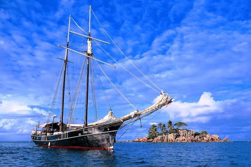 Sea Shell Liveaboard - Seychelles