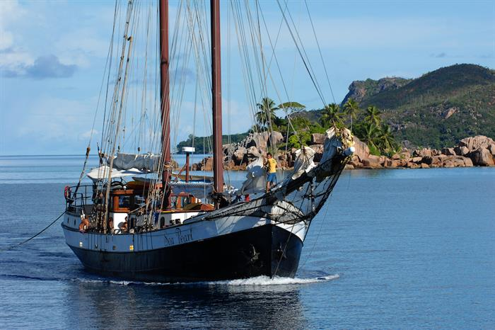 Sea Pearl Liveaboard, Seychelles
