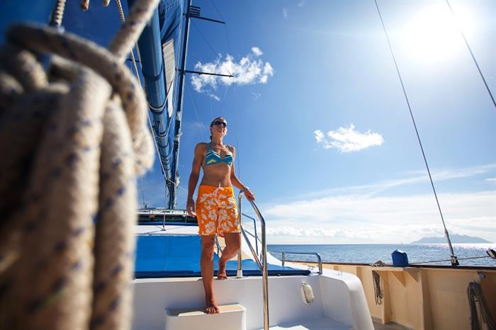Seychelles cruises on Sea Bird Liveaboard
