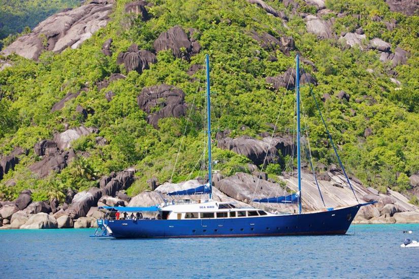 Sea Bird Liveaboard, Seychelles