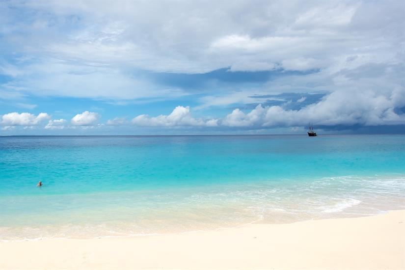 Beautiful Pai Island Indonesia