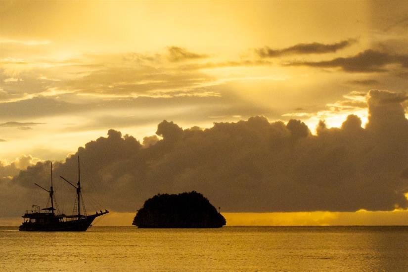 Beautiful Indonesia Sunsets