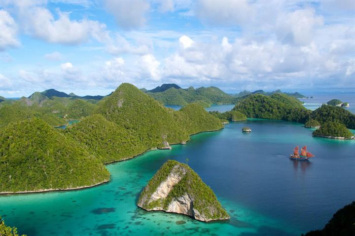 Tiger Blue in Raja Ampat