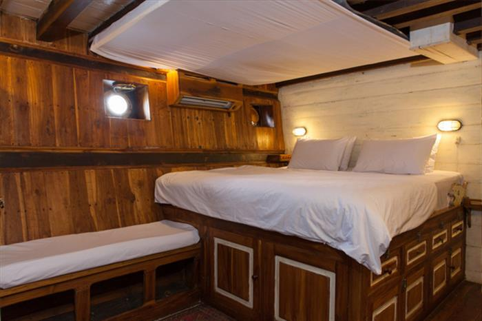 Double Cabin - Tiger Blue Liveaboard