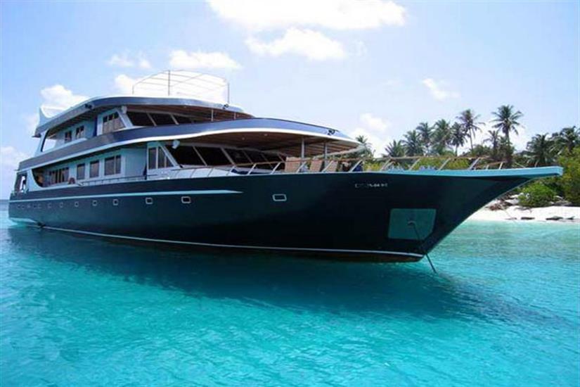 Ocean Divine Liveaboard Maldives