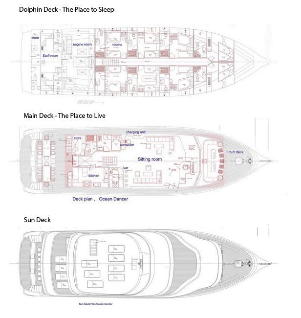 Ocean Divine floorplan