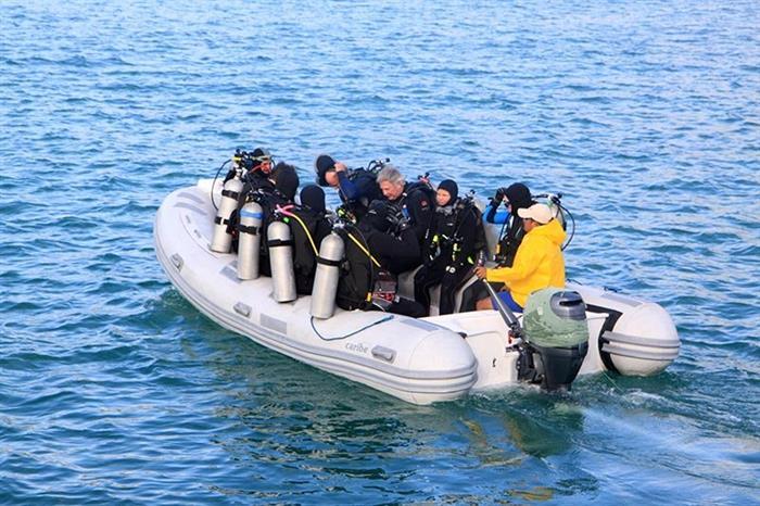 Humboldt Explorer Dive Tender