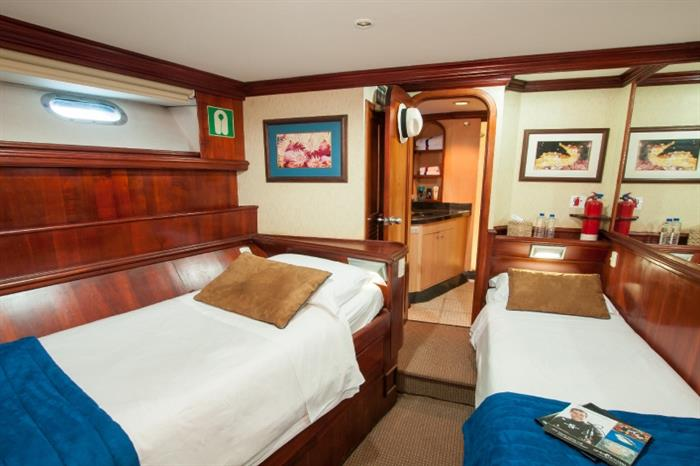 Galapagos Sky - Deluxe Stateroom