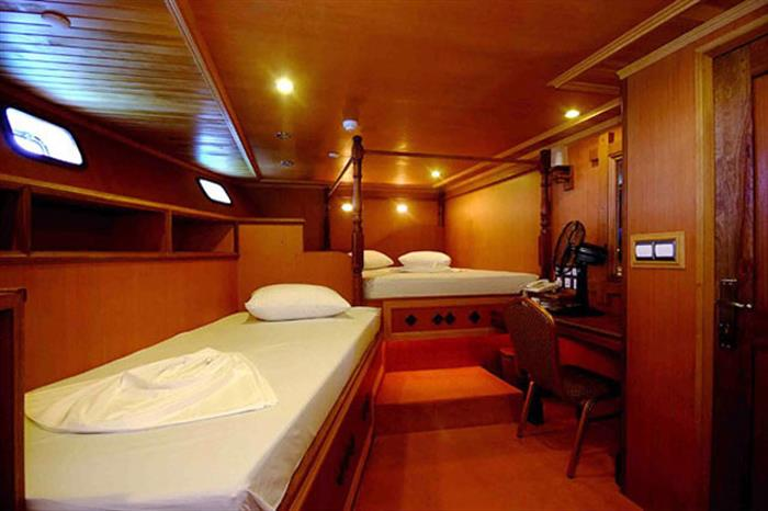 Triple Cabin - Princess Dhonkamana