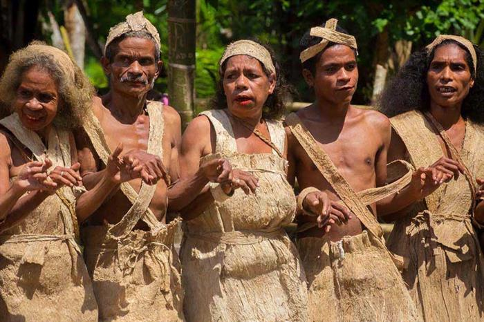 Visit traditional Indonesian villages on an Ombak Putih cruise