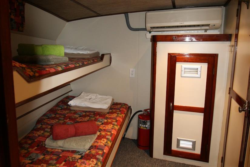 Cabin 2 on Ocean Hunter 1