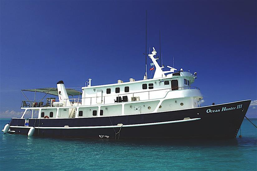 Ocean Hunter 3 - Palau, Micronesia