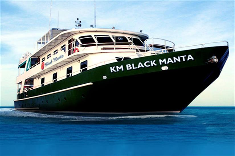 Black Manta Indonesia