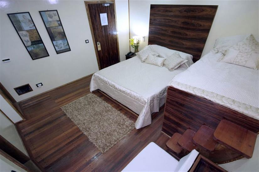 Twin Luxury suite on Dream Catcher 2