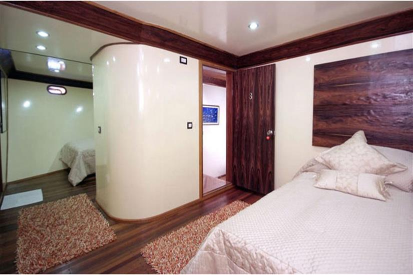 Mega Suite onboard Dream Catcher 2