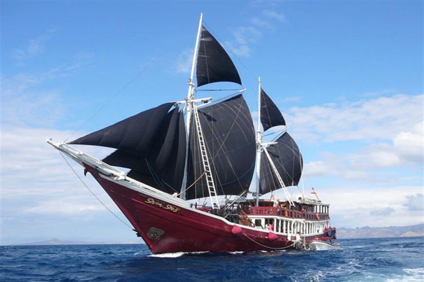 Seven Seas Liveaboard Indonesia