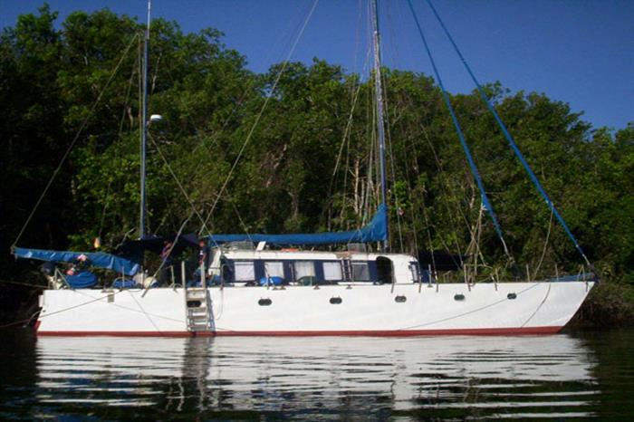 Inula Catamaran - Cocos Islands