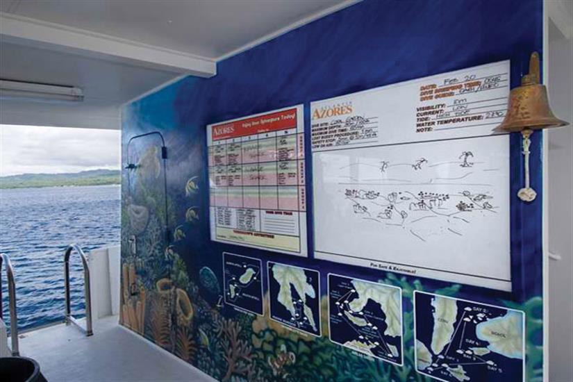 Dive Deck - Atlantis Azores