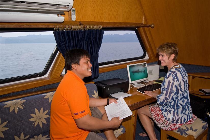 Onboard facilities - Atlantis Azores