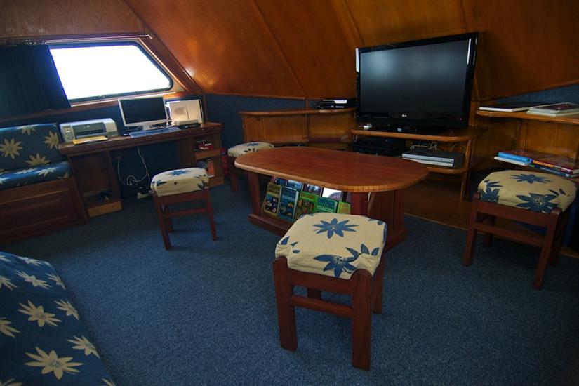 Relaxing lounge area - Atlantis Azores