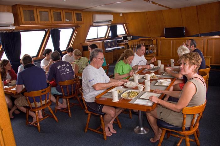 Dining area - Atlantis Azores