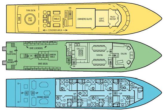 Atlantis Azores floorplan