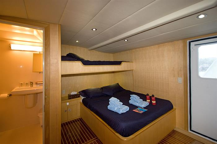 Suite cabin - Atlantis Azores