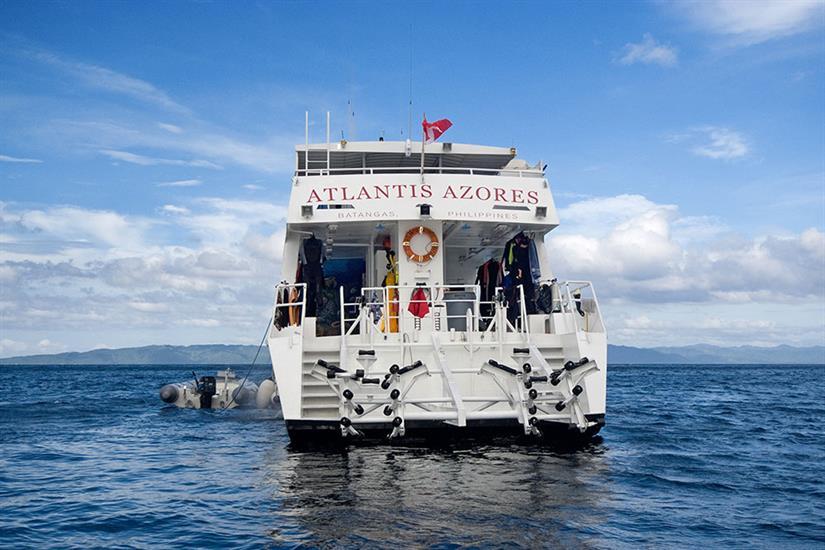 Atlantis Azores Stern