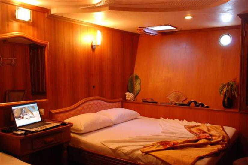 Suite cabin - Conte Max