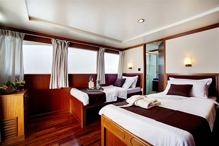 Suite Cabin - Duke of York Liveaboard