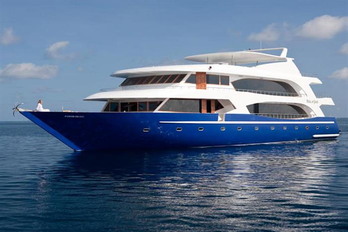 Duke of York Liveaboard, Maldives
