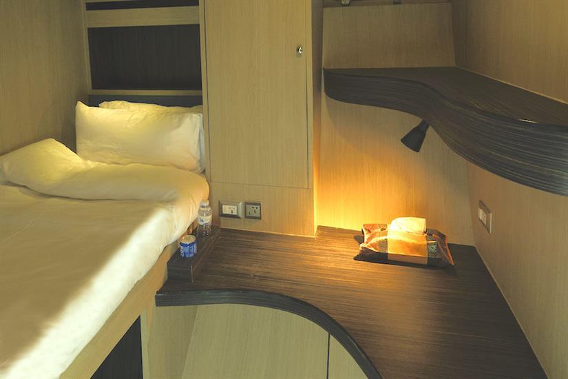 Single Cabin - Panunee Liveaboard