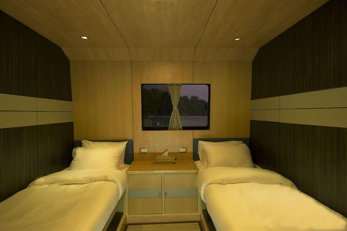 Deluxe cabin 3 - Panunee Liveaboard