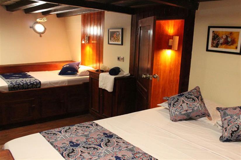 Manta Suite Cabin