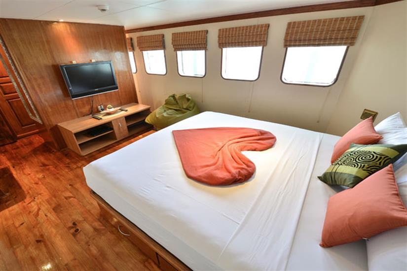 MV Carpe Diem Suite