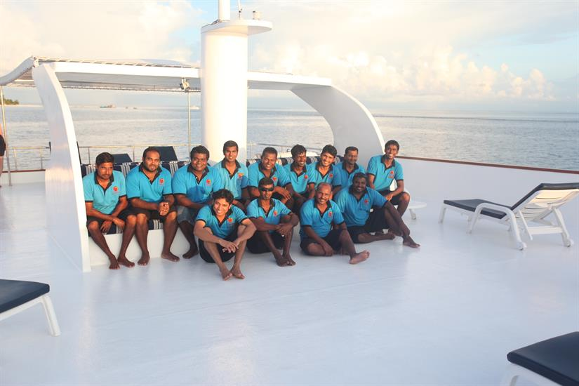 MV Carpe Diem Crew