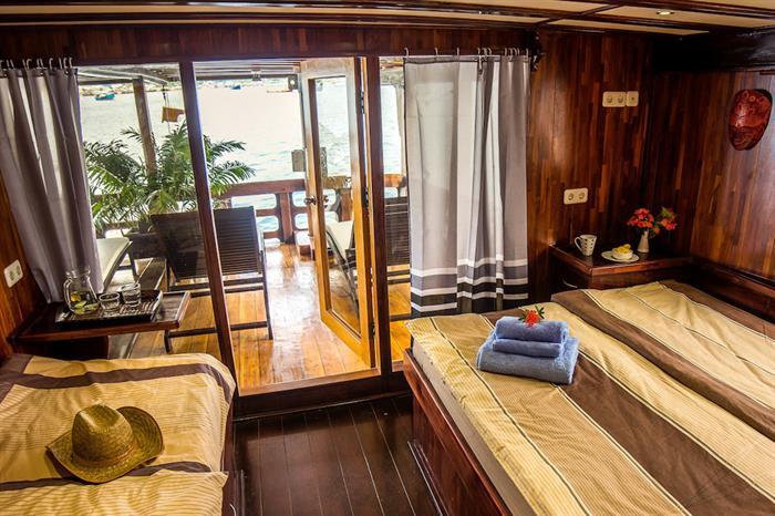 Master cabin/suite - Euphoria Liveaboard