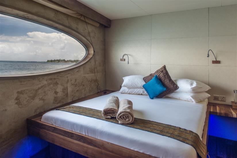 Scubaspa Ying Liveaboard Dolphin Suite
