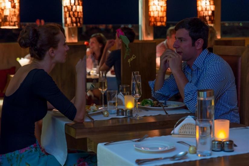 Scubaspa Ying Liveaboard Beautiful Dining Atmosphere