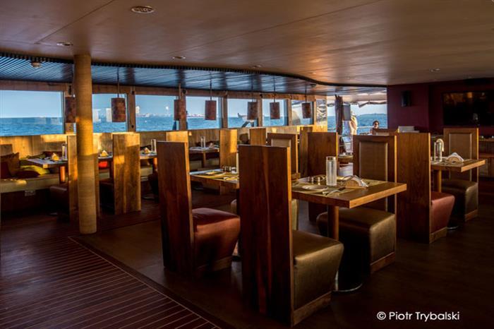 Dining Area - ScubaSpa Ying Maldives