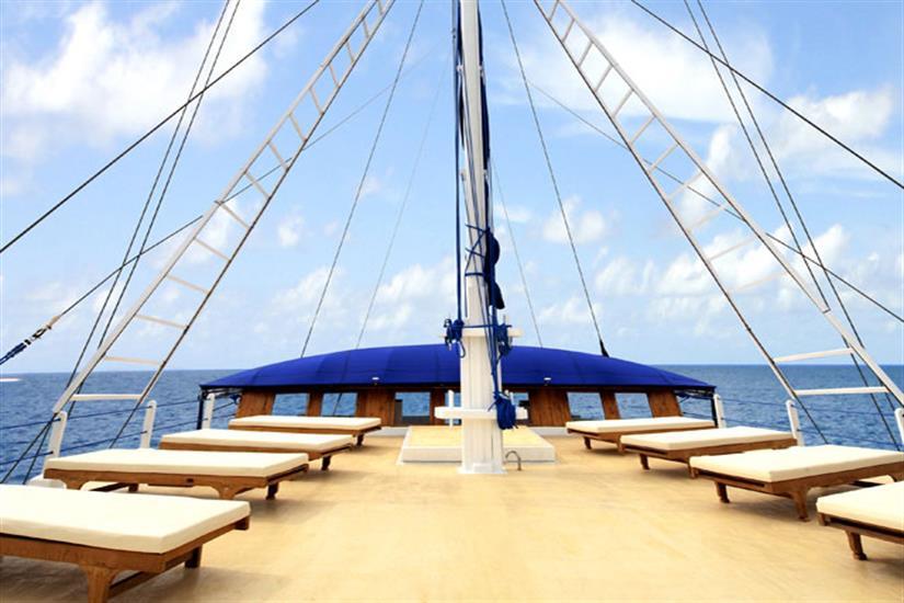Palau Siren Sun Deck
