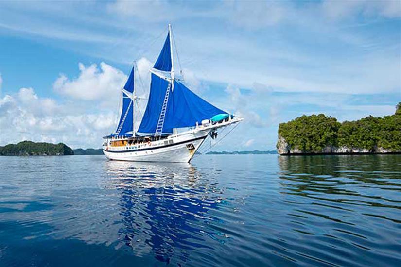 Palau Siren at Full Sail