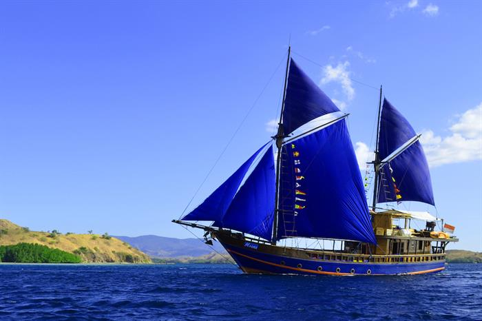 Moana Liveaboard Indonesia