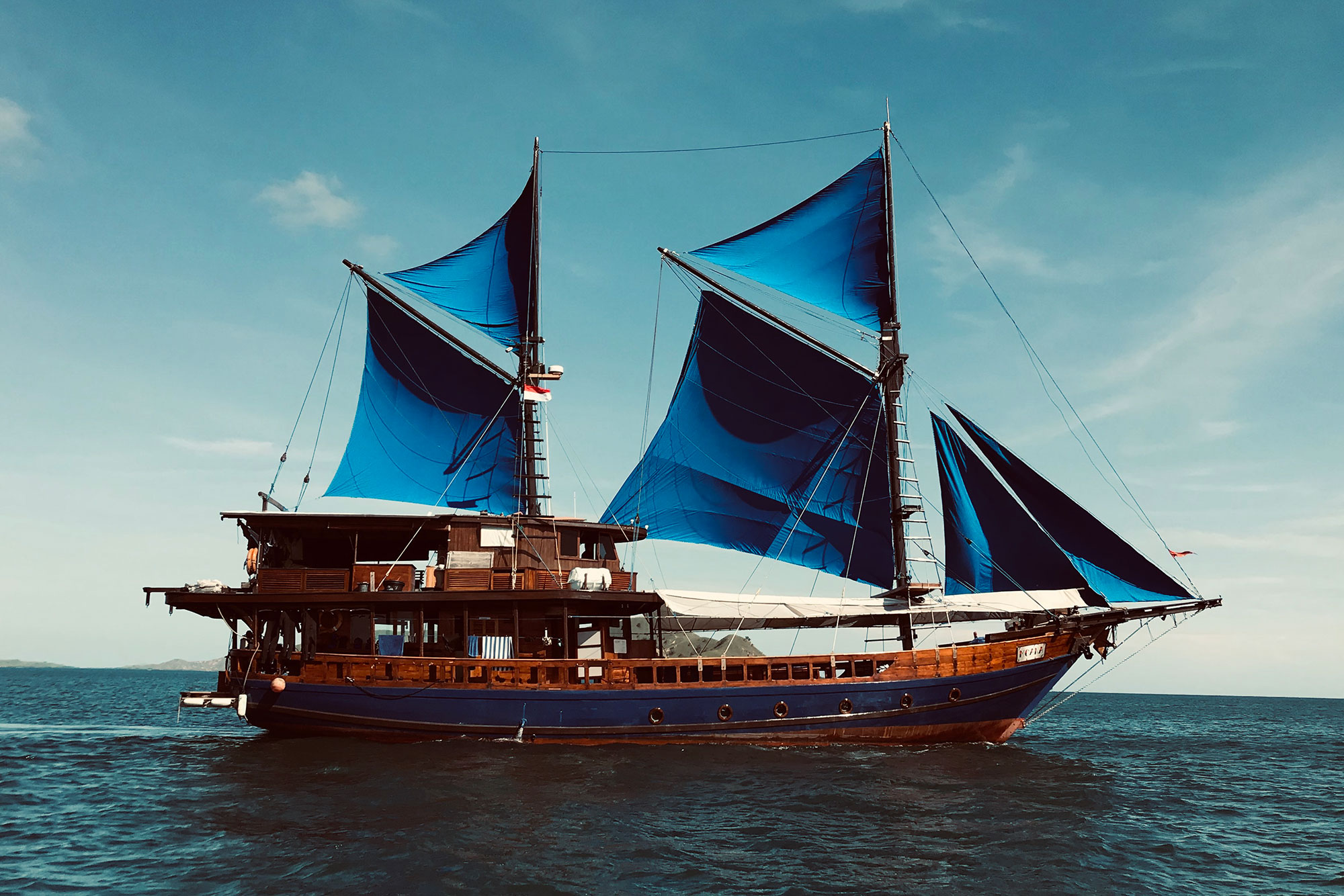 Moana Liveaboard Deck Plan floorplan