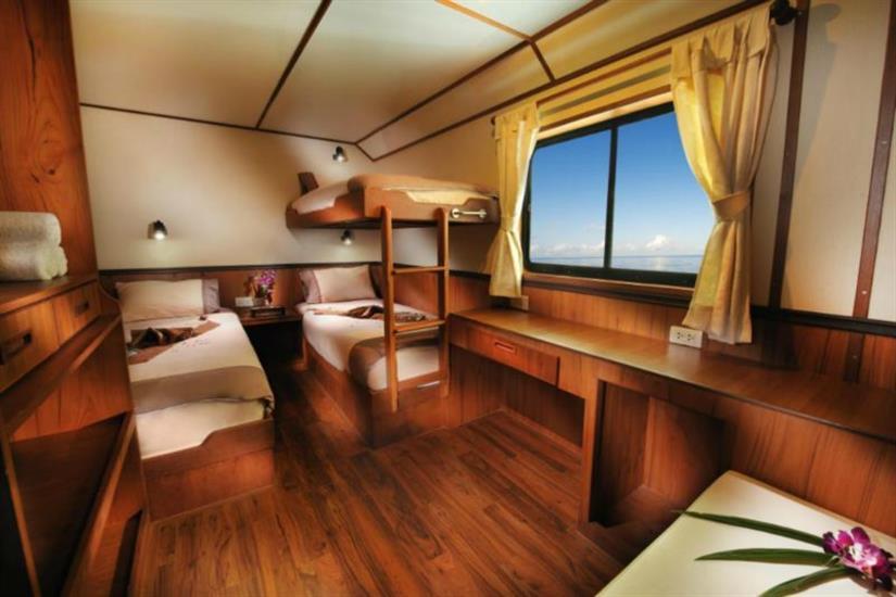En-Suite Cabin - White Manta Liveaboard